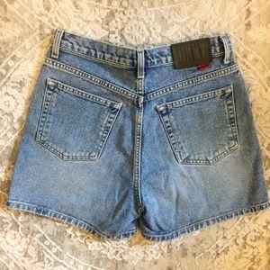 Vintage 90's DKNY Mom Short